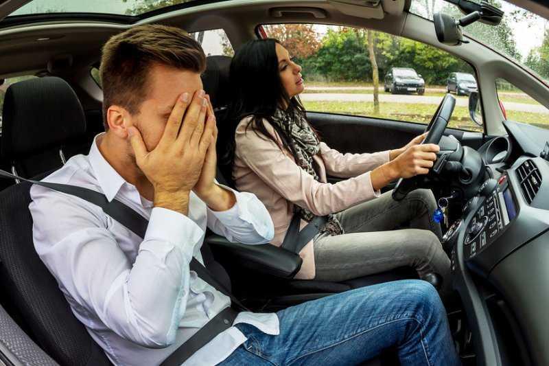 Водители и стиль вождения