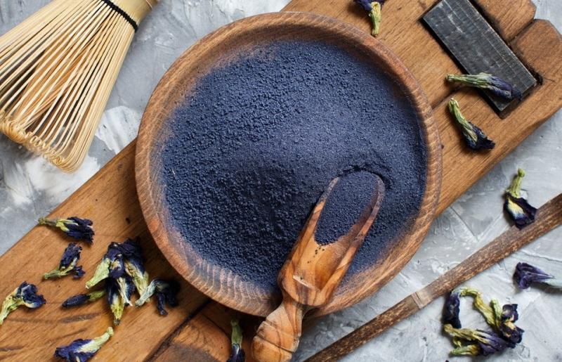 голубая масала чай чем полезен